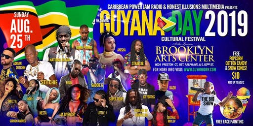 GUYANA DAY CULTURAL FESTIVAL