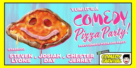 Comedy Pizza Party tickets