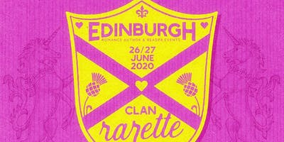 Romance Author & Reader Events presents RARE20 Edinburgh