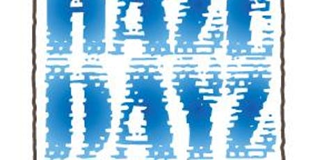 Blue Haze Dayz Ride tickets