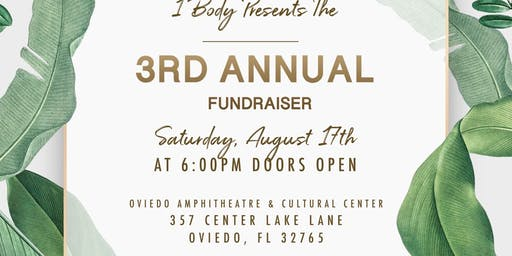 3rd Annual 1 Body Fundraiser Event