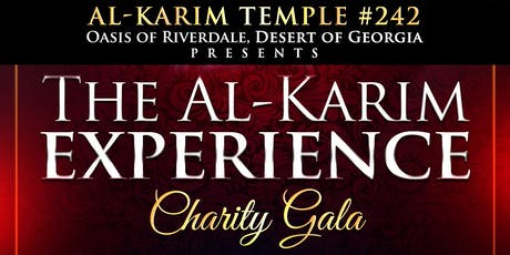THE AL-KARIM EXPERIENCE GALA tickets