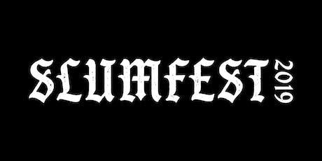 SlumFest 2019 tickets