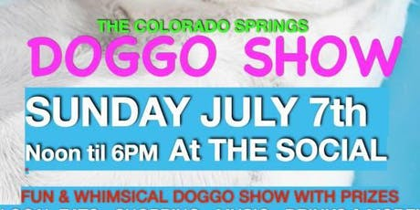 ASY TV PRESENTS: The Summer Doggo Show! tickets