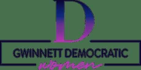 Gwinnett Federation of Democratic Women's Launch tickets
