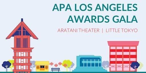 APA Los Angeles 2019 Awards Gala