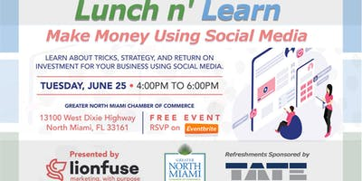 LEARN ABOUT TRICKS, STRATEGY & ROI for your Business using SOCIAL MEDIA