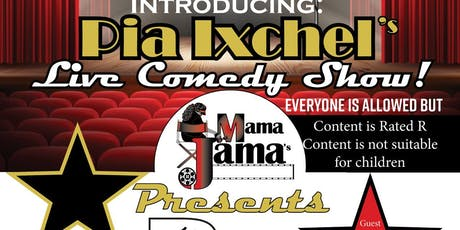 Pia Pants Comedy Show tickets