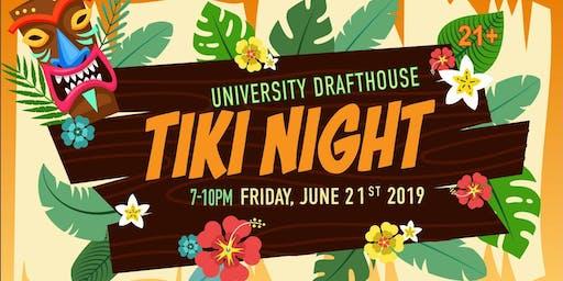 TIKI NIGHT 21+
