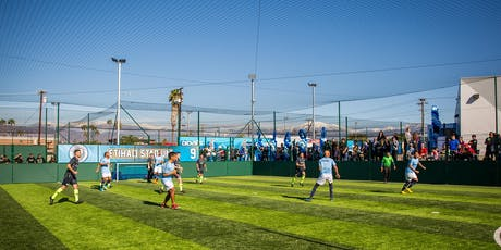 Manchester City Soccer Academy Launch Event at Goals South Gate tickets