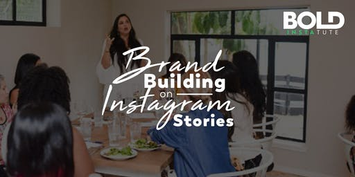 Brand Building on Instagram Stories