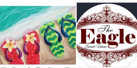 Flip Flop Adult(18+) Paint Event Fall River  $15 tickets