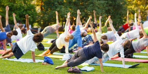 FREE Yoga in the Park