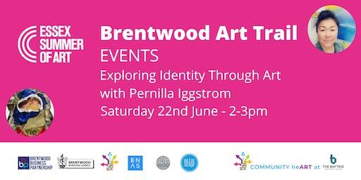 Exploring Identity Through Art with Pernilla Iggstrom