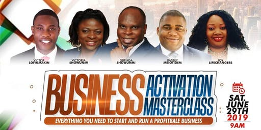 eBusiness Activation Masterclass