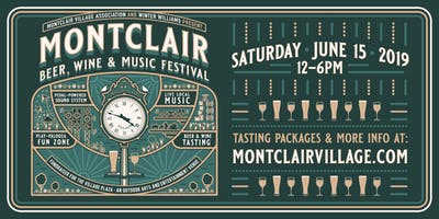 Montclair Beer, Wine & Music Festival