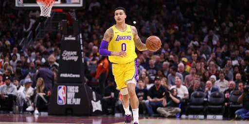 Kyle Kuzma Basketball Camp 2019