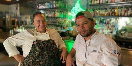 Arts  District Houston Dinner Series: Chefs Dominick Lee &  Evelyn Garcia
