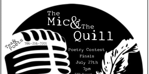 The Mic & The Quill Poetry Contest