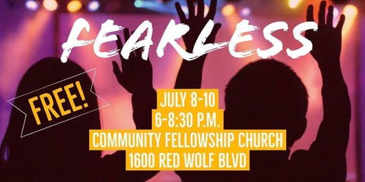 CFC Kidz Conference: FEARLESS
