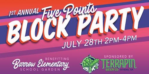 Five Points Block Party