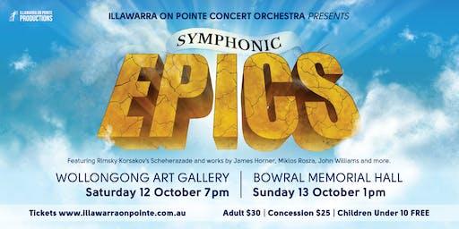 Symphonic Epics: Wollongong