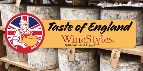 Taste of England Cheese Tasting Experience tickets