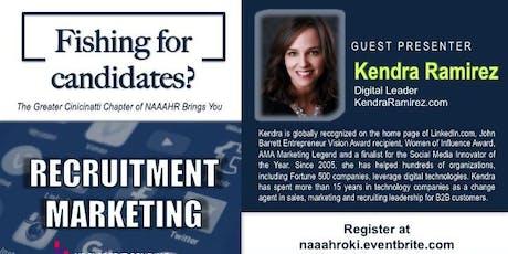 June Program - Recruitment Marketing tickets