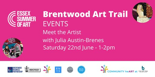 Meet the Artist with Julia Austin-Brenes