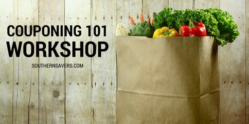 Couponing 101 Workshop: Greenville, SC