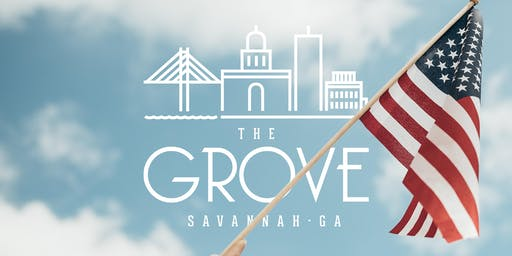 4th of July Rooftop Picnic at The Grove