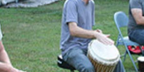 FREE Wellness in the Park - Meditative Drumming Circle tickets