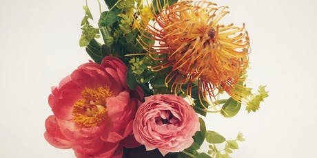 Floral Arranging Class with Penny Lane Floral tickets