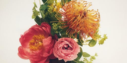 Floral Arranging Class with Penny Lane Floral
