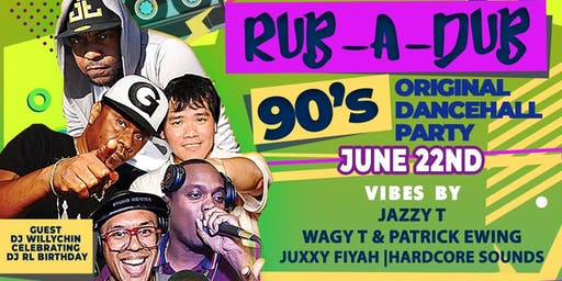 RUB A DUB 90'S