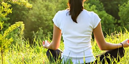 FREE Wellness in the Park - Meditation