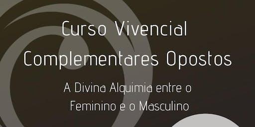 Complementares Opostos - Divina Alquimia - Florianópolis