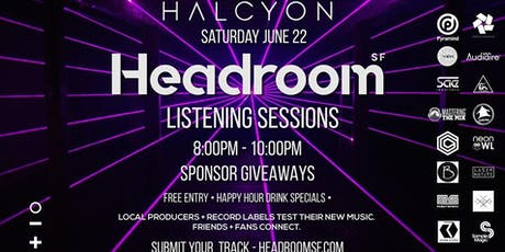 Headroom SF Listening Sessions tickets