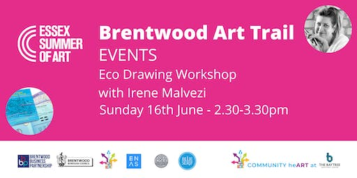 Eco Drawing Workshop with Irene Malvezi