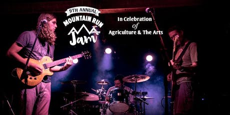 9th Annual Mountain Run Jam tickets