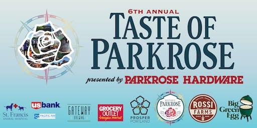 6th Annual Taste of Parkrose
