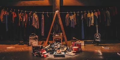 Eu sou eu, Anne Frank – estripulia teatral em cinco quadros e uma chegança.