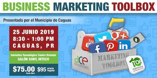 Business Marketing Toolbox