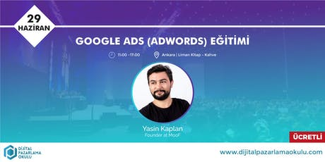 Google Ads Eğitimi [Ankara] tickets