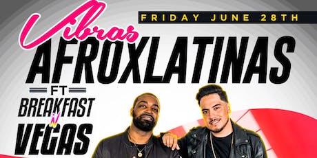 Breakfast N Vegas in Edmonton (Live from Los Ángeles) tickets