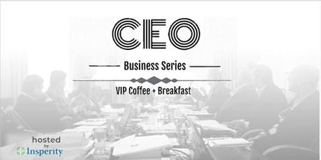 CEO Business Series for SMBs tickets
