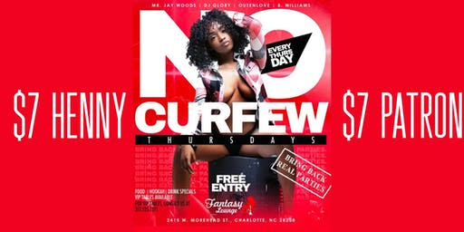 No Curfew Thursdays