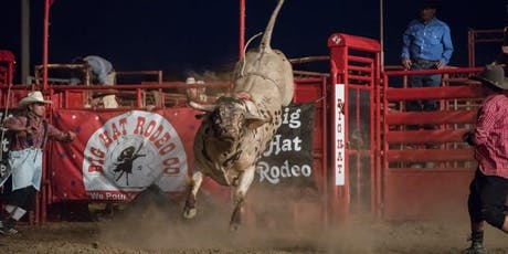 Wild Wild West Pro [IPRA] Rodeo by Big Hat Rodeo Co at The Whiskey & Wildflowers Farmhouse Living Fair tickets