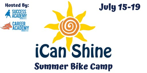 iCan Shine Bike Camp