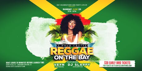 REGGAE ON THE BAY tickets